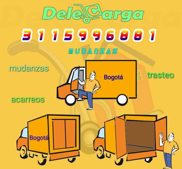 Mudanza_ Acarreos _trasteos_ Bogota