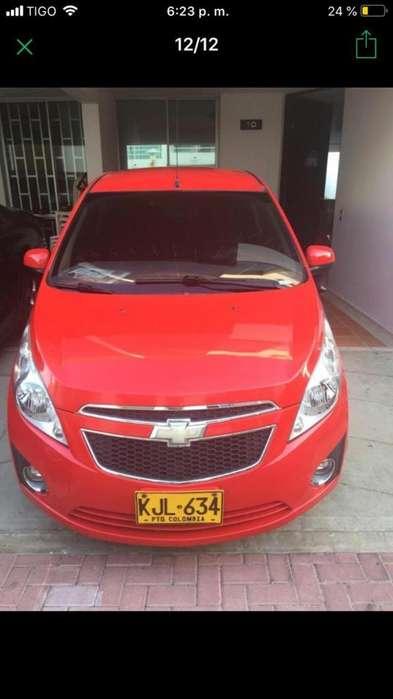 Chevrolet Spark GT 2013 - 54500 km