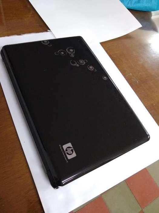 Laptop negra HP