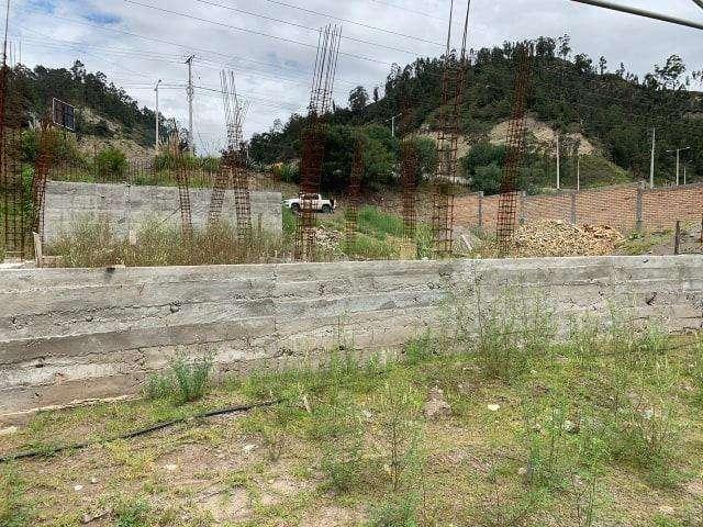 Terreno de 1000 mts en El Descanso Autopista Cuenca-Azogues