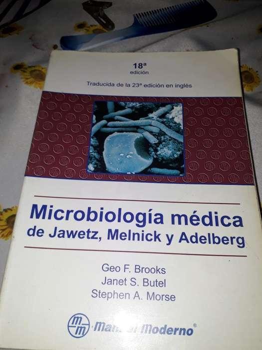 Microbiología Médica de Jawetz