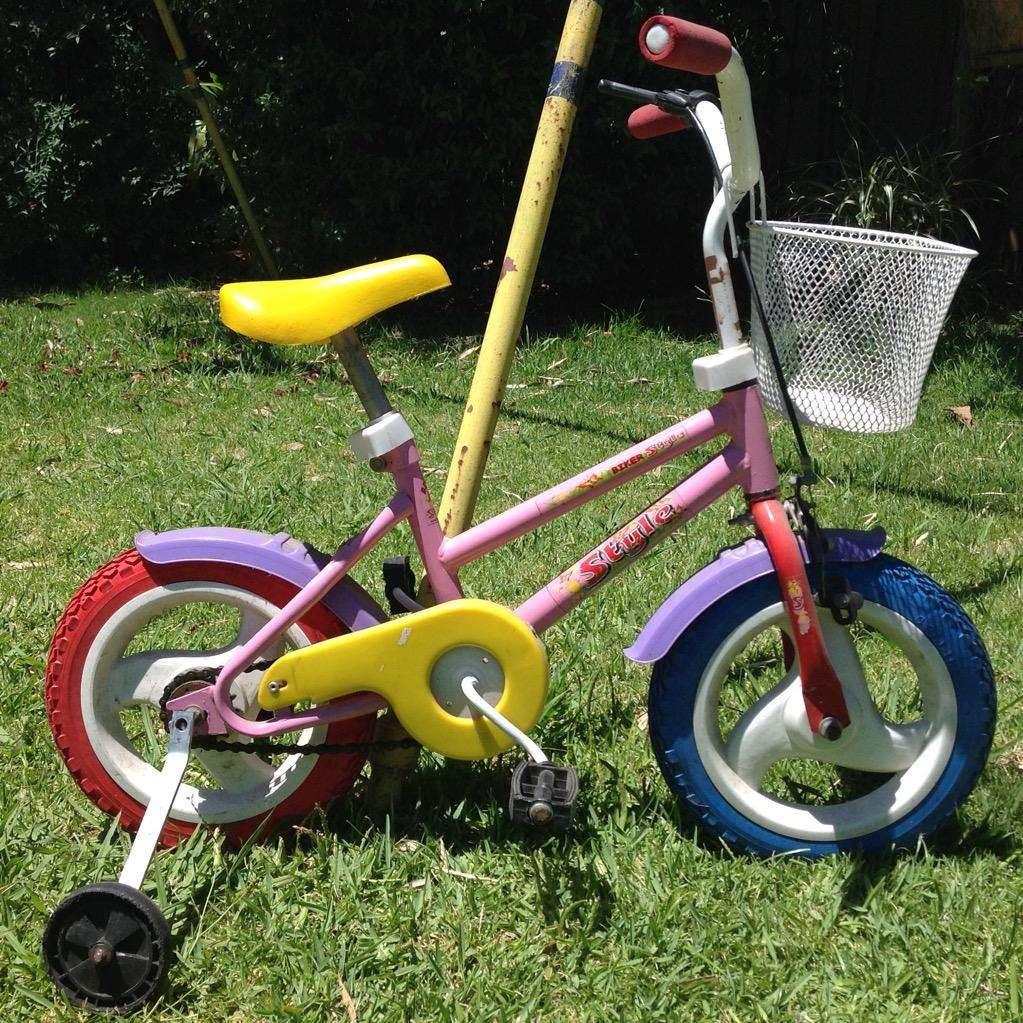 Bicicleta Infantil de Nena.