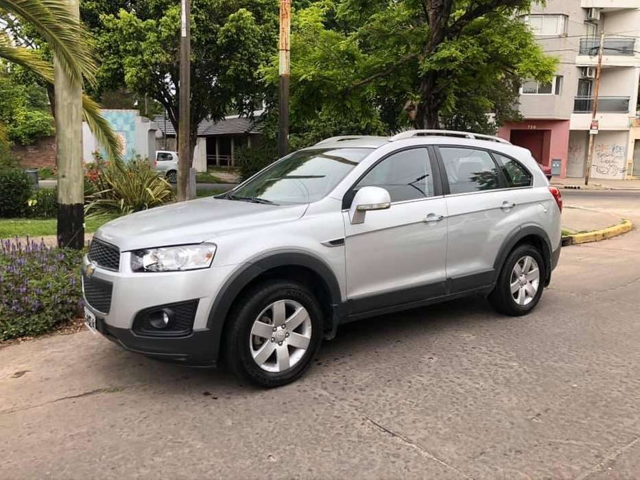 <strong>chevrolet</strong> Captiva 2015 - 0 km