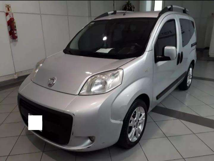 <strong>fiat</strong> Qubo 2012 - 178000 km