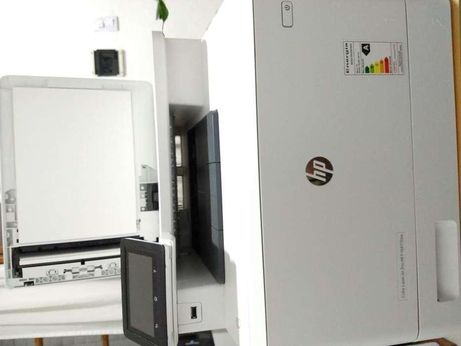 Impresora HP Laser Jet Pro Color