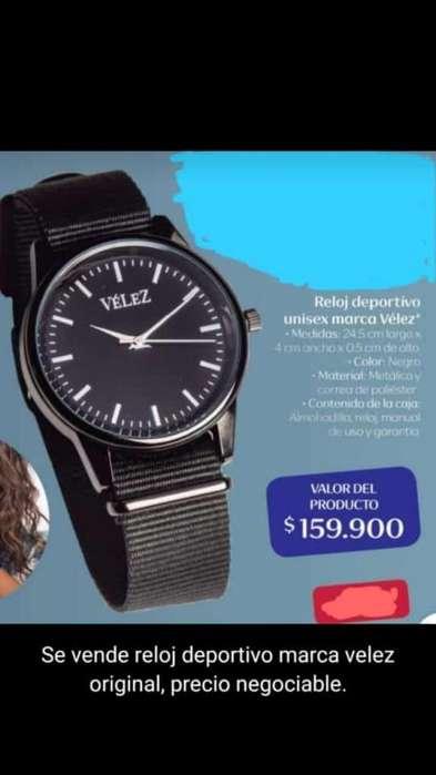 Reloj marca Vlez deportivo