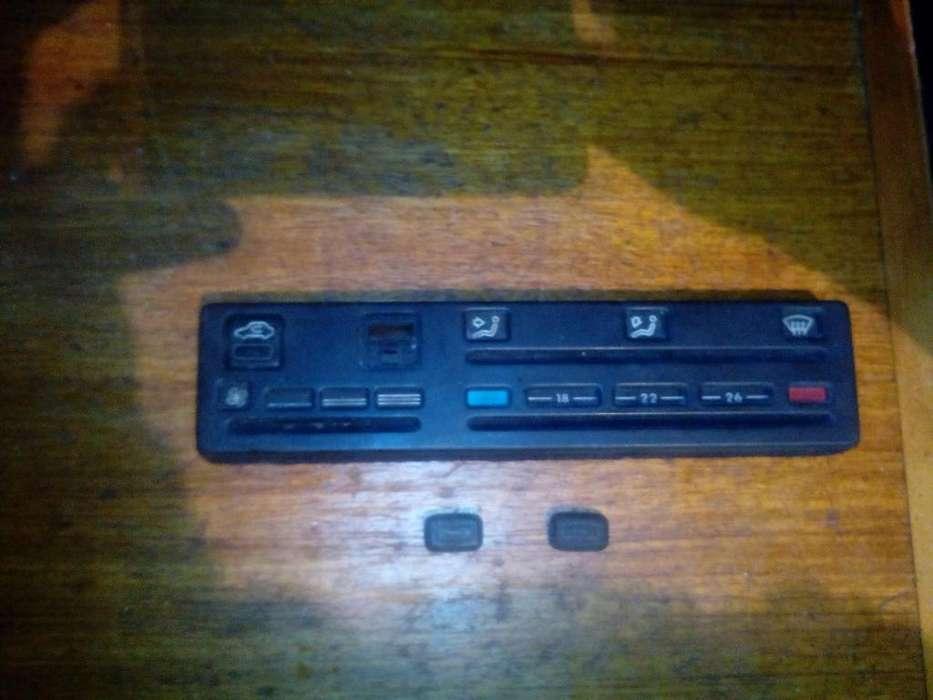 panel de climatizador de peugeot 405
