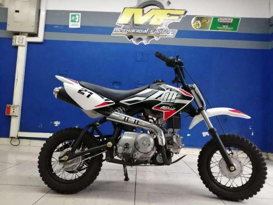 Apollo Pit Bike ycf 70CC Nueva!!!!
