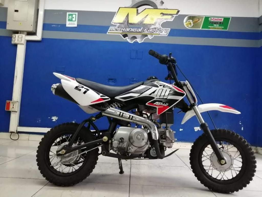 Apollo Pit Bike ycf 70CC 2019 Nueva!!!!