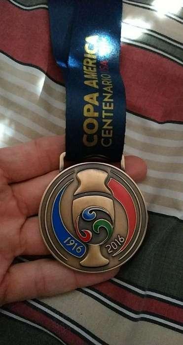 Medalla 3er Puesto Seleccion Colombia