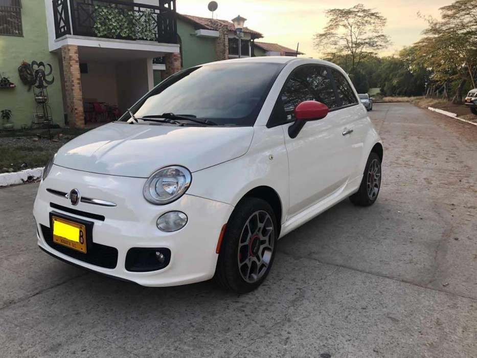 <strong>fiat</strong> 500 2013 - 56000 km