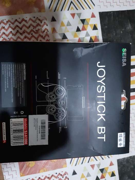 Vendo Joystick <strong>bluetooth</strong> Seisa para Celu