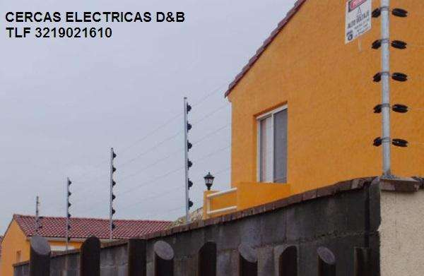 cercas eléctricas, residenciales y cercas eléctrica animal tlf 3219021610