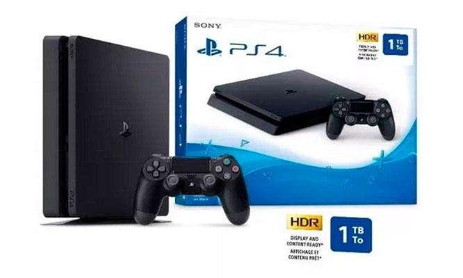 Nuevo PS4 slim 1tb