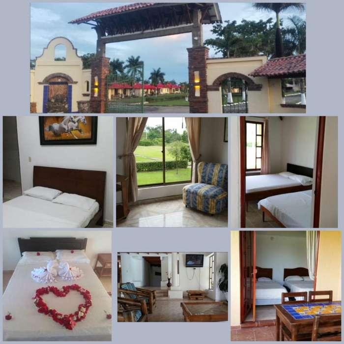Villavicencio Finca Hotel Campestre Cost