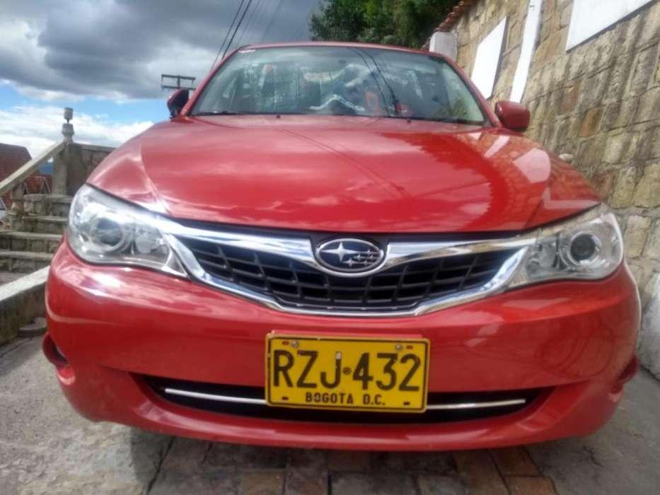 Subaru Impreza 2009 - 56500 km