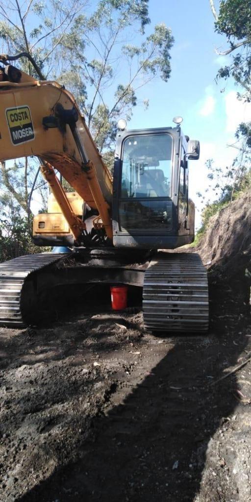 Excavadora Hyundai