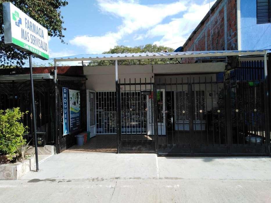 Vendo Casa con Negocio Enh.da Santa Barb