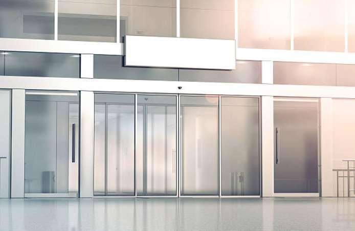 Puertas Automaticas en Vidrio