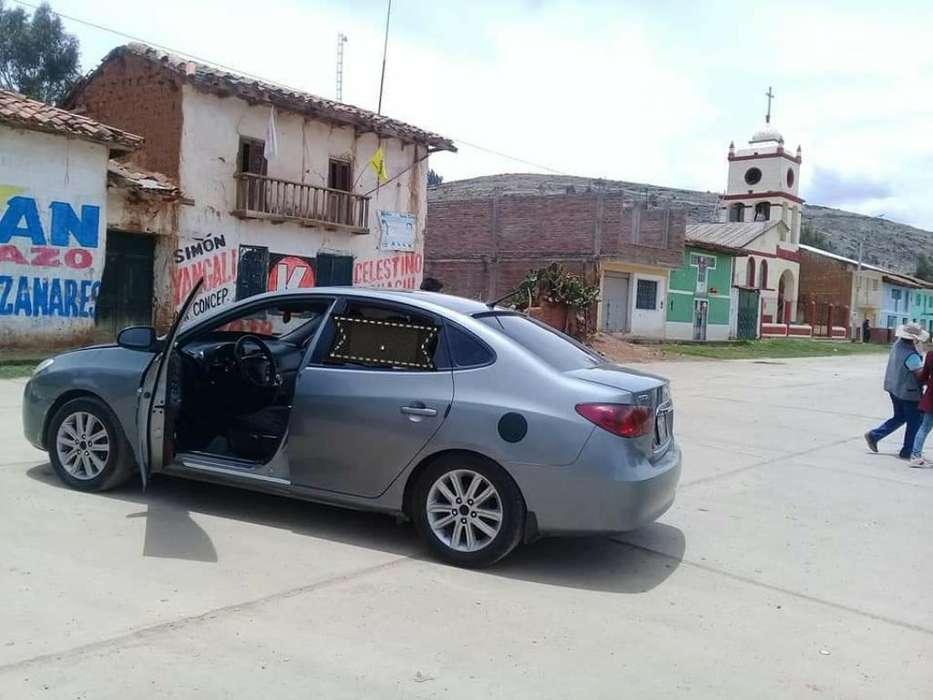 Hyundai Elantra 2010 - 100 km