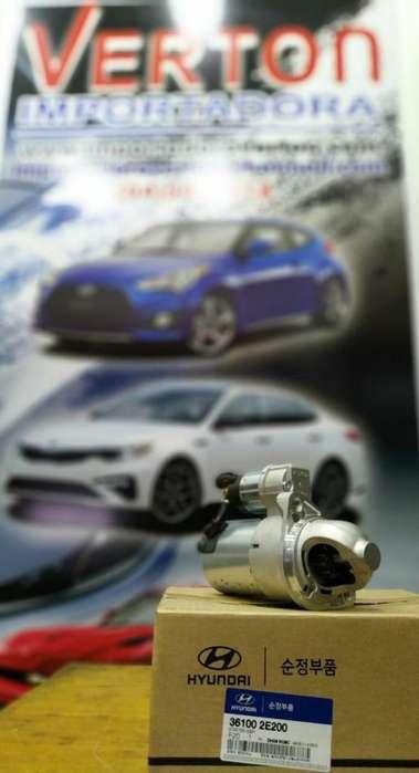 MOTOR DE ARRANQUE HYUNDAI TUCSON IX 2011/2015 / HYUNDAI NEW ELANTRA 2012