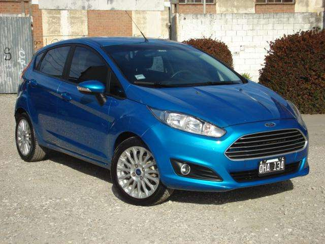 <strong>ford</strong> Fiesta Kinetic 2014 - 65000 km