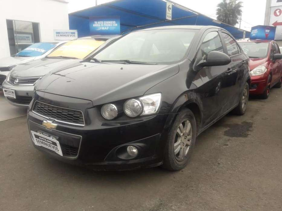 <strong>chevrolet</strong> Sonic 2012 - 48685 km