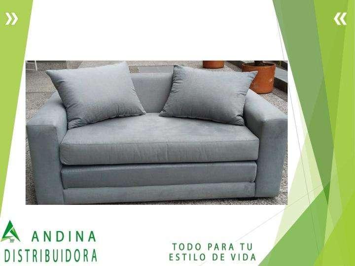 Sofá Cama 1 12 Elegante Moderno Incluye Asistencia 6/1
