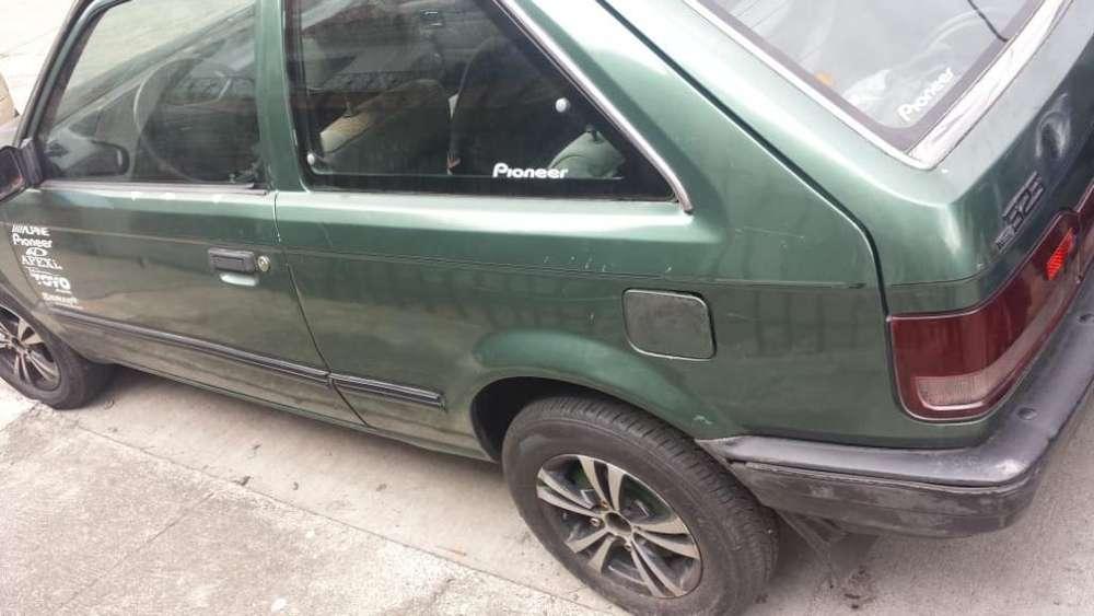 Mazda 323 1994 - 88800 km
