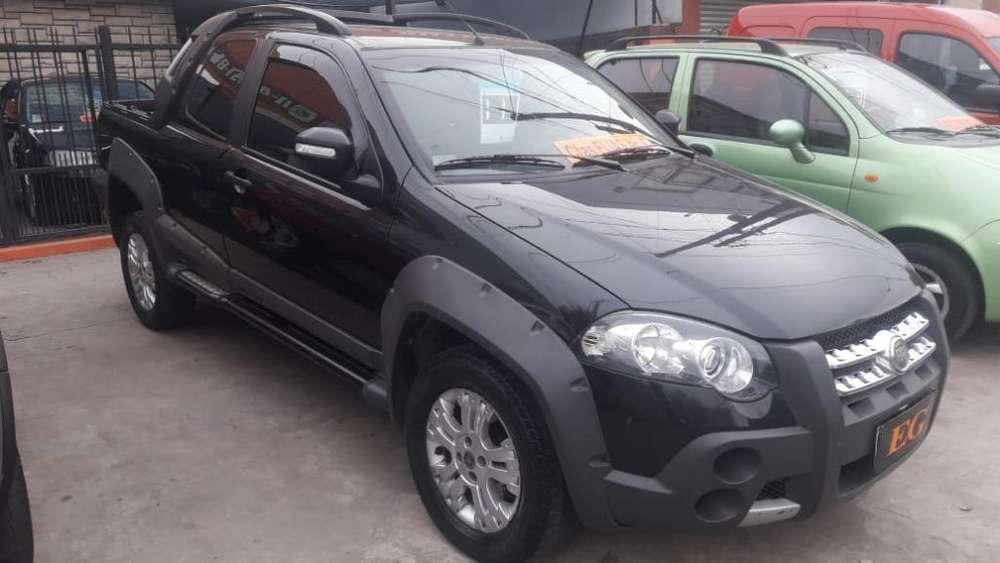 Fiat Strada 2011 - 140000 km