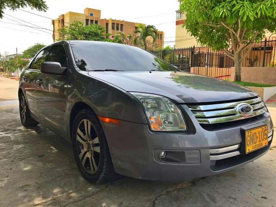 Ford Fusion 2007 - 114100 km