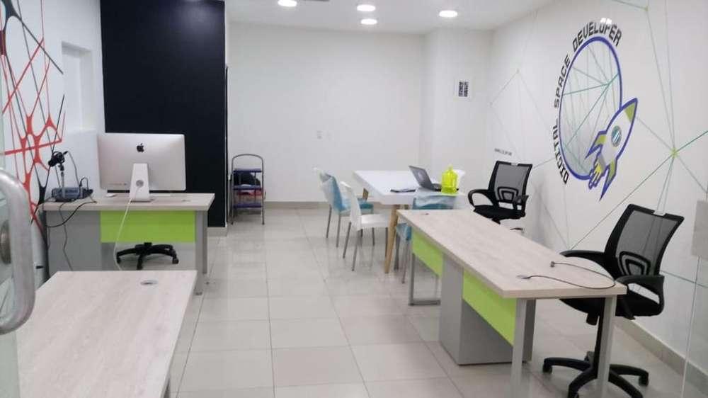 Oficina Compartida Centro