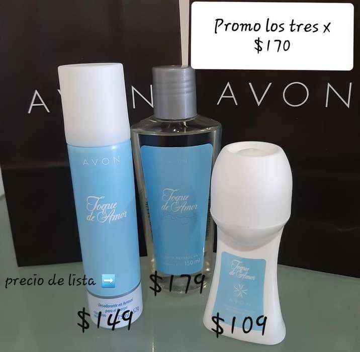 Productos Avon