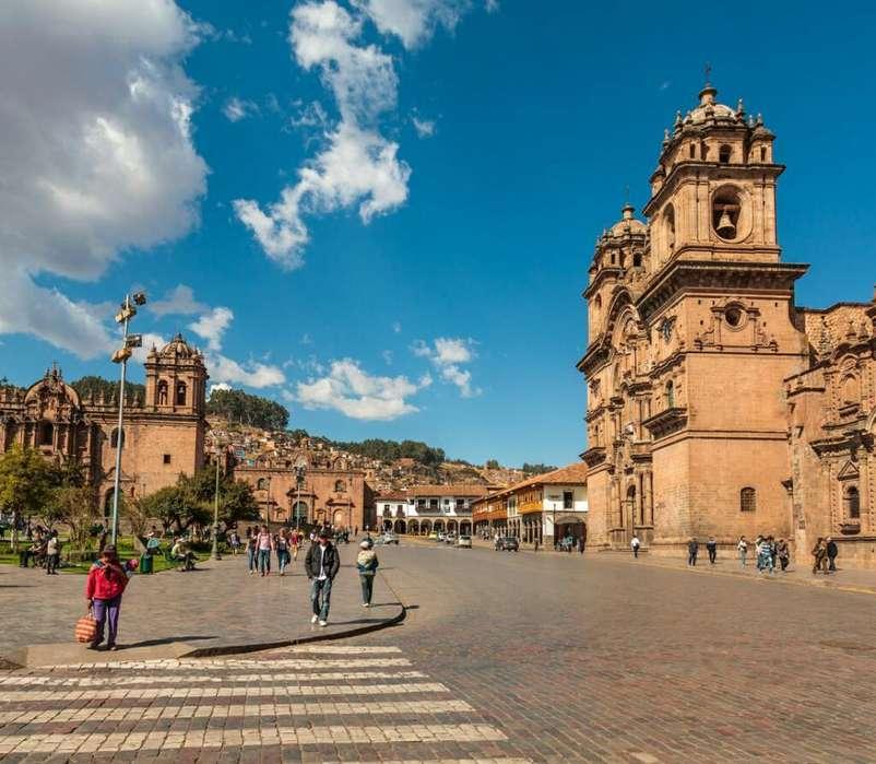 Vendo Terreno en Zona Centrica de Cusco