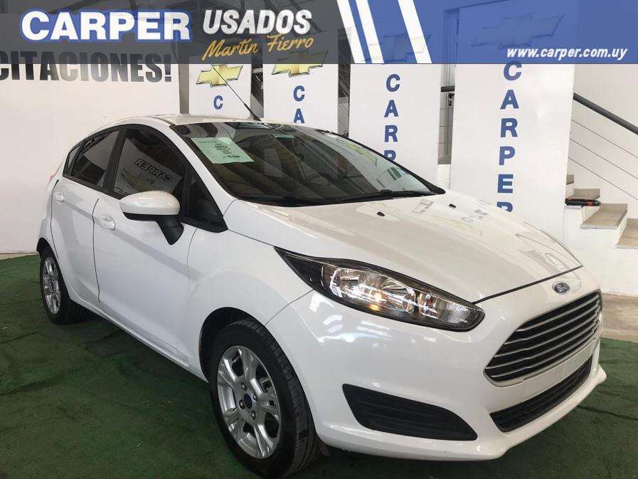 <strong>ford</strong> Fiesta  2017 - 44760 km