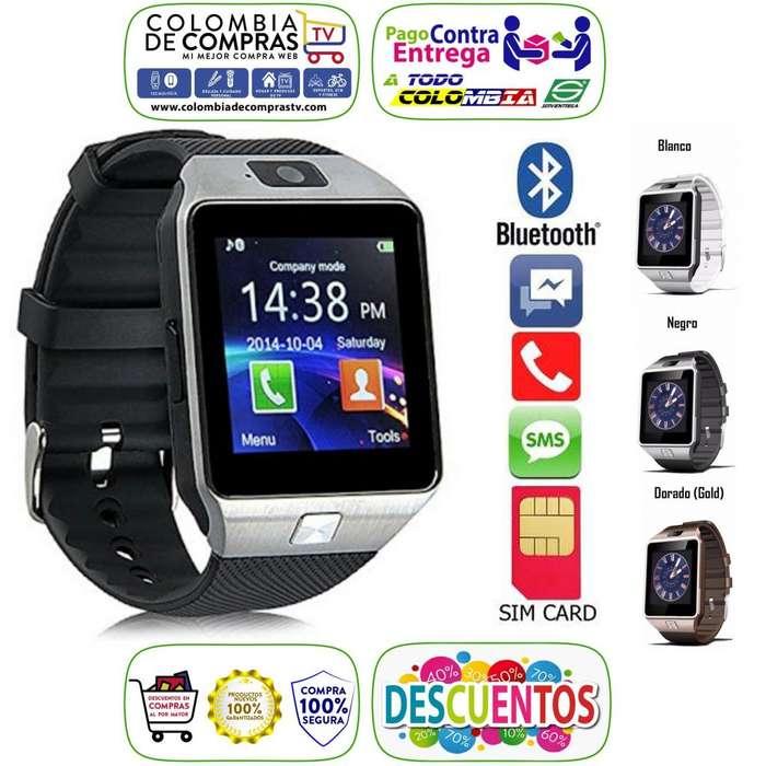 Reloj Inteligente Tipo Gear 2 Homologado Smartwatch Cámara, SimCard, microSD, <strong>bluetooth</strong>, Android, Nuevos, Garantizados