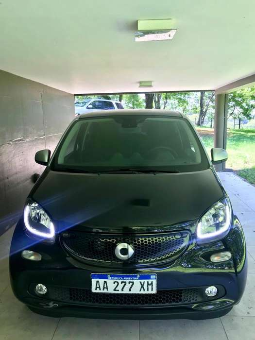 Smart ForFour 2016 - 22000 km