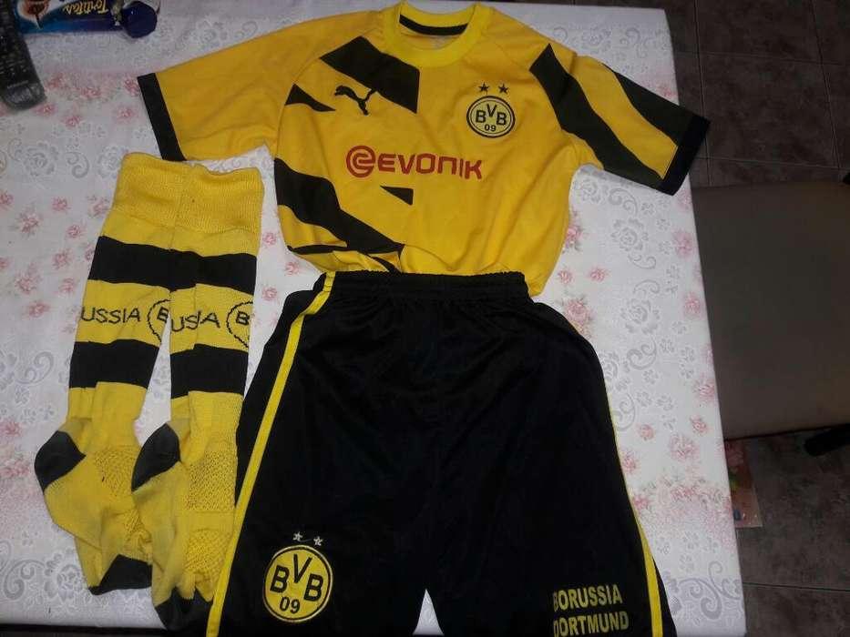 Conjunto Borussia Talle 16