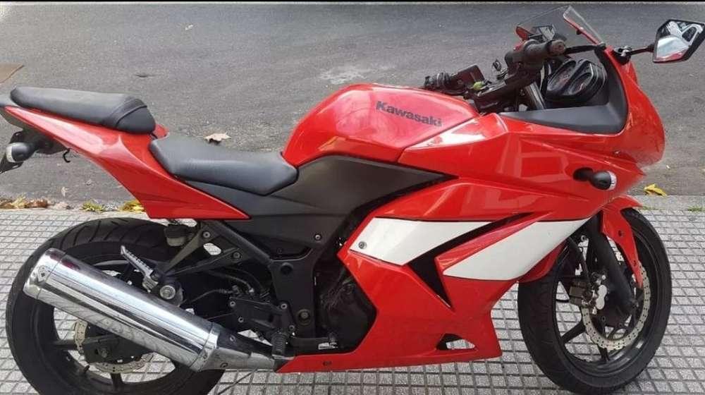 Vendo Kawasaki Ninja Mod 2009