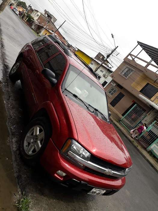 Chevrolet Trailblazer 2005 - 0 km