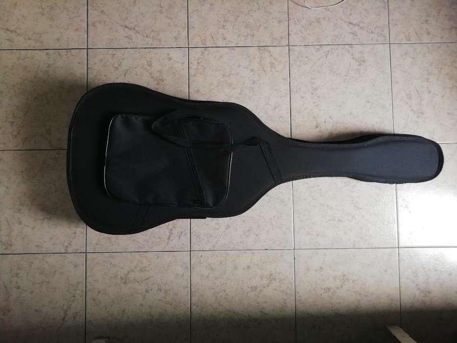 Guitarra Acústica Santamaria Excelente