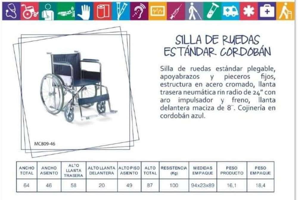 Silla de Ruedas Alquiler Y Venta