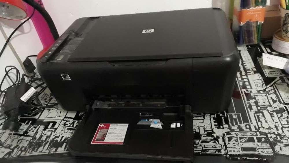 Vendo Impresora/escaner Hp