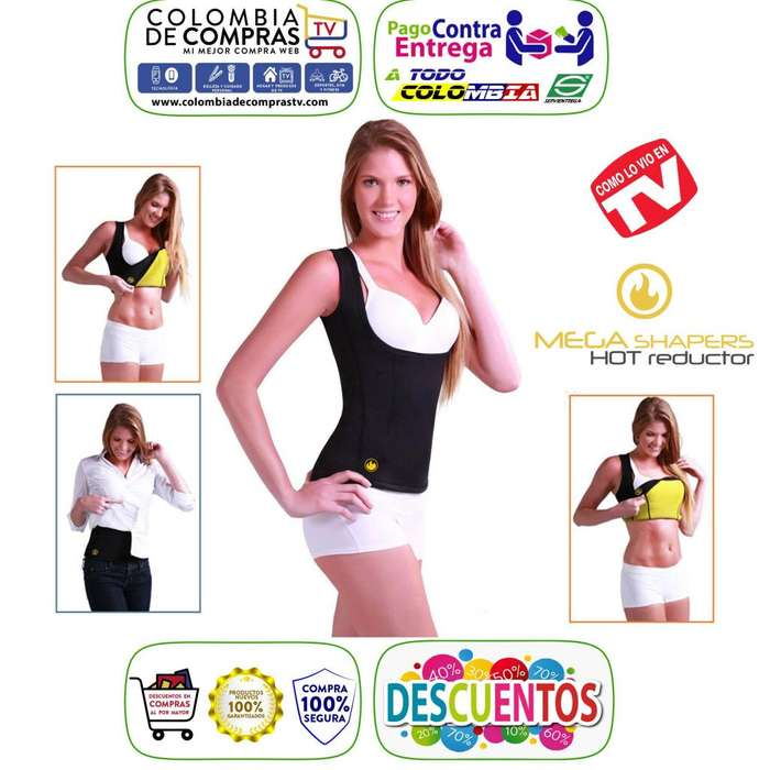 Faja Hot Tv Cami Senos Libres Shapers S, M, L, Xl, Lisa, Nuevos, 100 Originales y Garantizados...