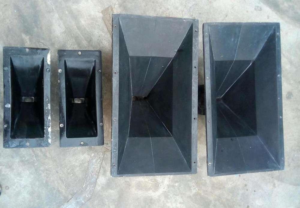 Difusor para Driver Peavey SP 2G y SP 4G