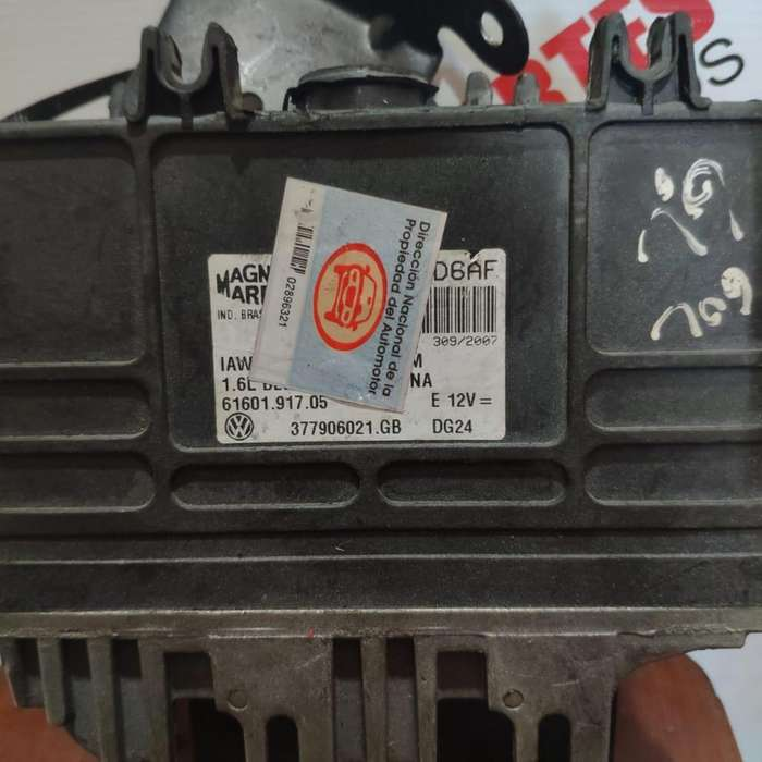 Modulo De <strong>inyeccion</strong> Volkswagen Gol Power Original 3208.5