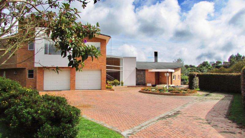 Casa En Venta En Chia Chia - Yerbabuena Cod. VBMUB1073