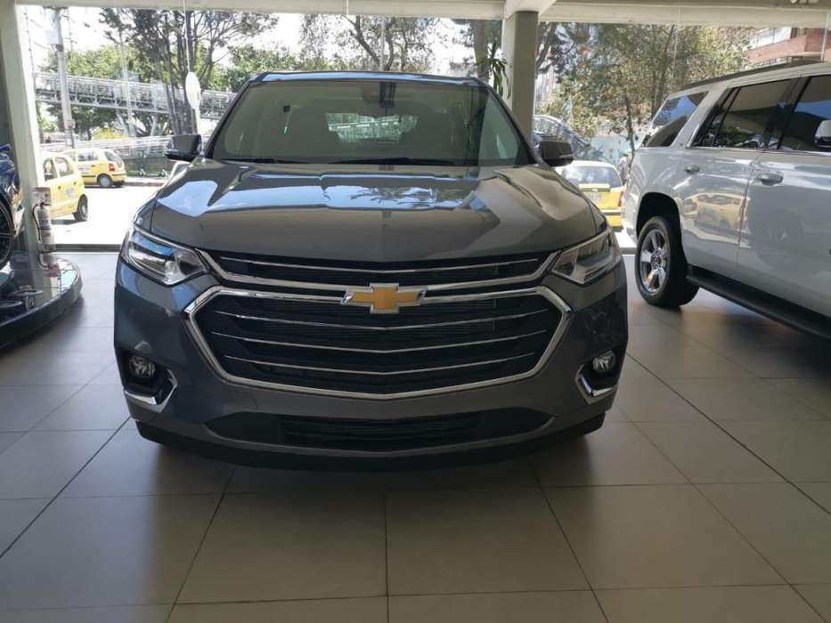 Chevrolet Traverse 2019 - 0 km