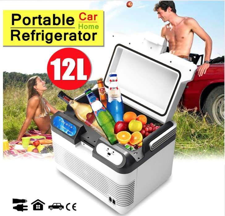 Refrigerador Calentador Autos 12L 220v 12v Gruponatic San Miguel Surquillo Independencia La Molina Whatsapp 941439370