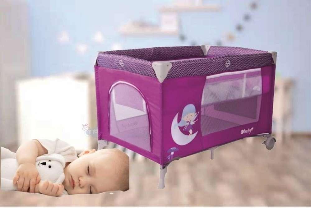 Cuna Corral Ebaby Happy Dream